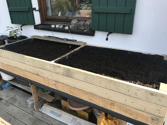 DIY Hochbeet bauen