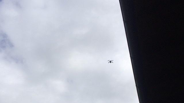 Unsere Drohne #1