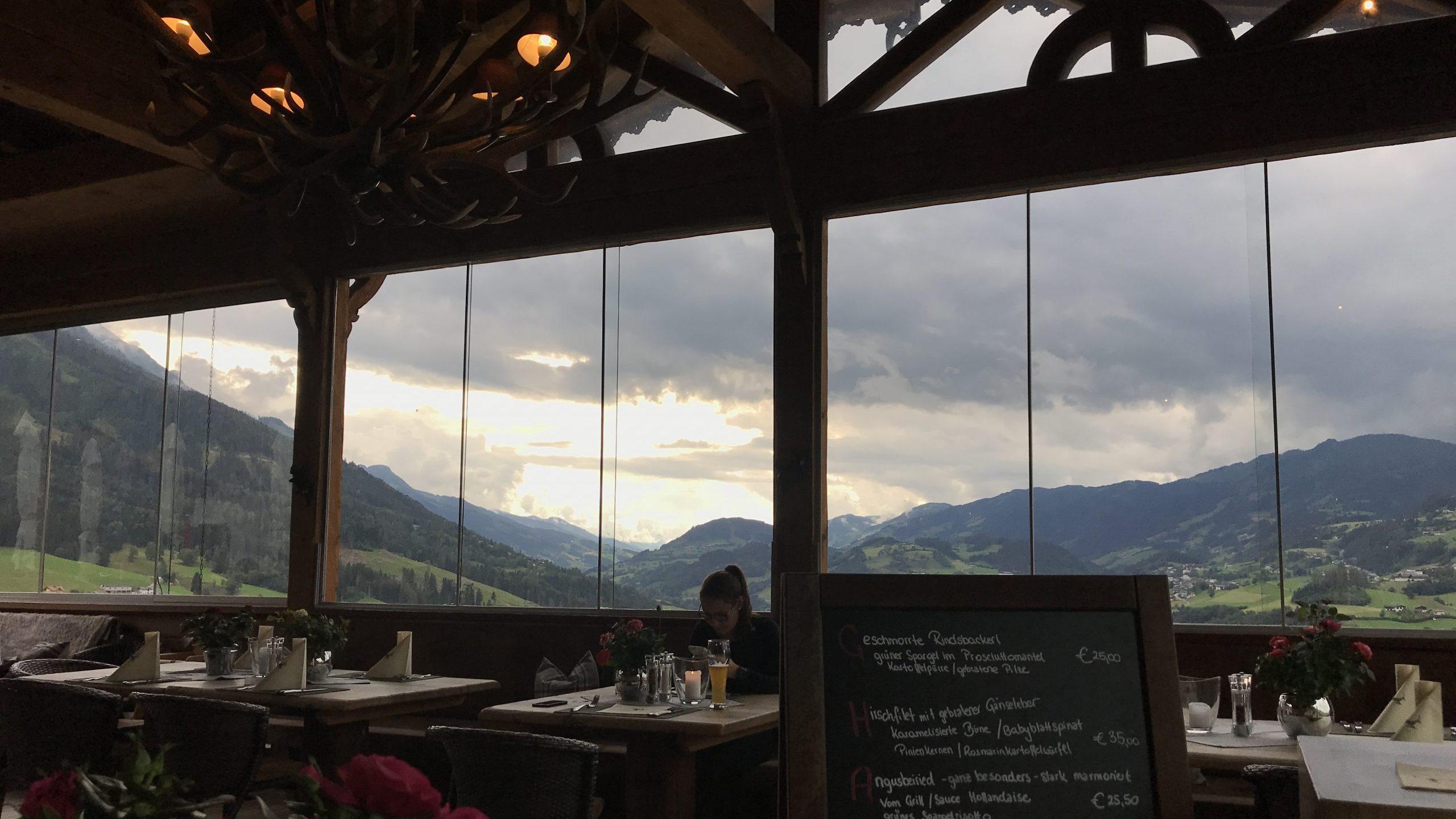 Falstaff Gourmetclub – Oberforsthof Alm