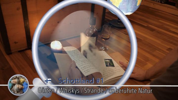 Schottland 2014 – Videoreise